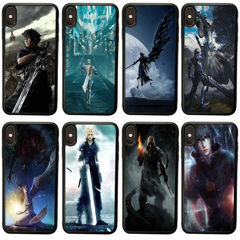 coque iphone 8 final fantasy 7