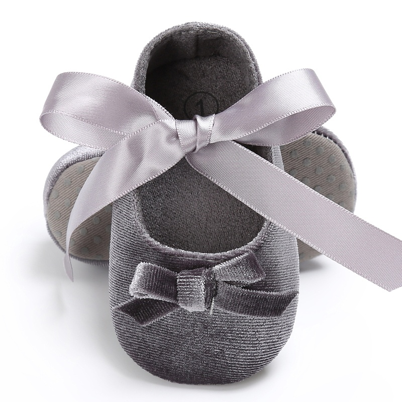 נסיכת קטיפה ילדה נעלי תינוק נעלי ספורט Zapatos Sapato Infantil הליכונים ראשונים רכים