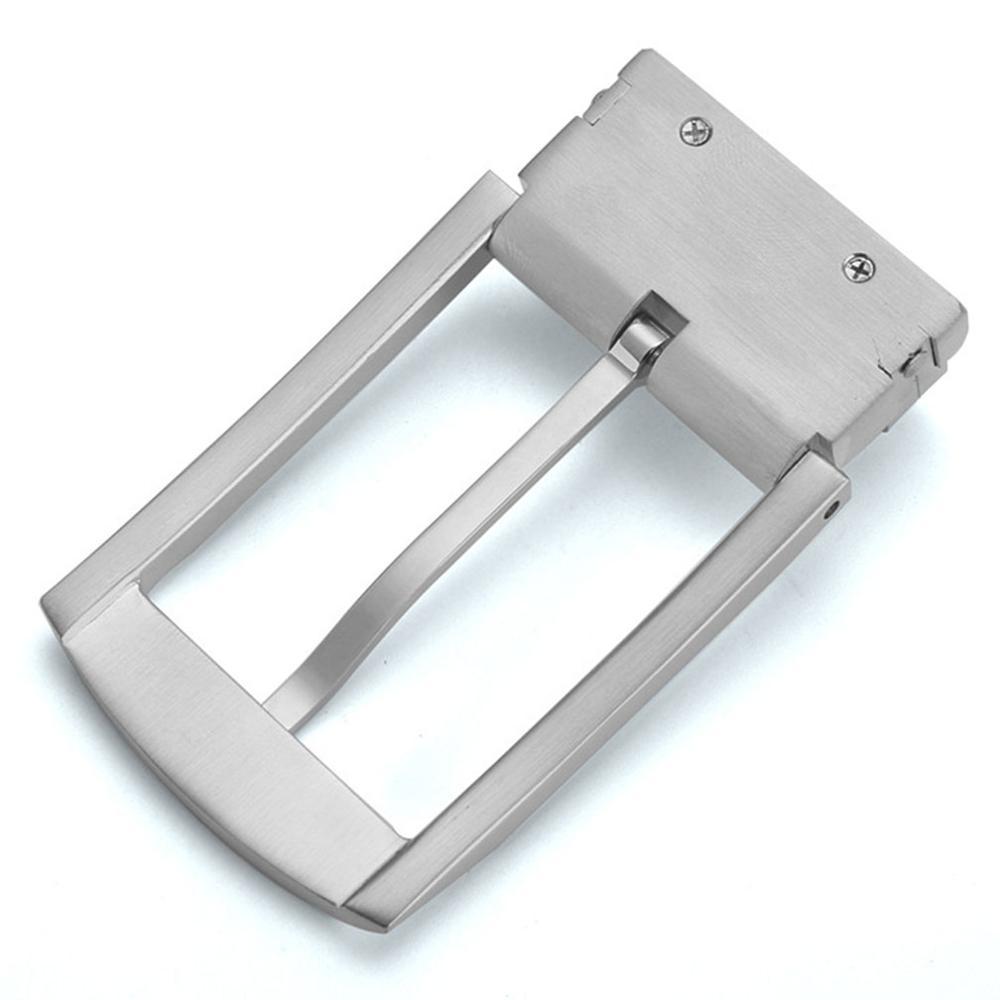FAJARINA New Unique Design Sliver & Gold Solid Brass Buckle Only for 3.3cm Width Belt Free Shipping 2018 BK007