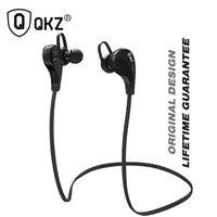QKZ SH03 General 4 0 Sports Wireless Bluetooth Usb Headset Earphones 4 0 Stereo Music Mini