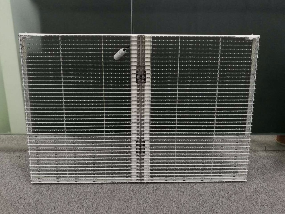 Outdoor p10 transparent led display transparent led for Exterior led screen