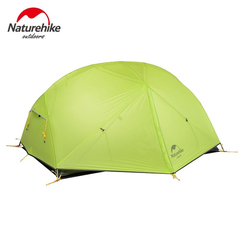 Naturehike 3 Season Camping კარავი 20D - კემპინგი და ლაშქრობა - ფოტო 6