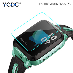 0.26mm 2.5D Tempered Glass Screen Proetctor Smartwatch Screen Protective Film For XTC Z3 Z5 Y03 Phone Watch Smart Watches Cover