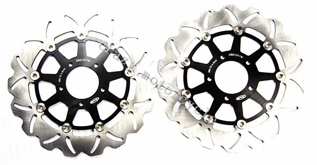 Free shipping motorcycle Brake Disc Rotor fit for Suzuki DL 650 V-STROM 2004-2006 SV1000 SV 1000S 2003-2007 Front