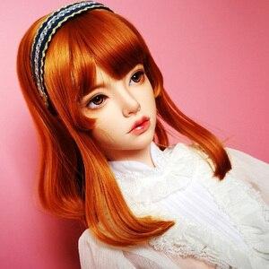 Image 2 - 人形 bjd ナオミ 1/3 樹脂フィギュアファッション女性の身体のおもちゃベスト誕生日 gif