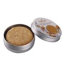 100% Pure Handmade Hair Shampoo Soap Cold Processed Cinnamon Bar Shampoos Care Tool 6 Colors