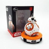 SAINTGI Star Wars BB8 Action Figure Night light PVC 15CM Model Toys Kids Gifts Collection Free Shipping