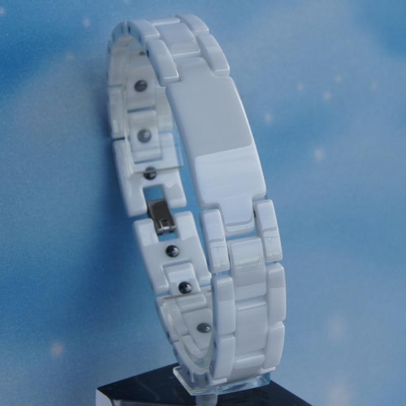blanke mannen / vrouwen klassieke hi-tech krasvrije magnetische - Mode-sieraden