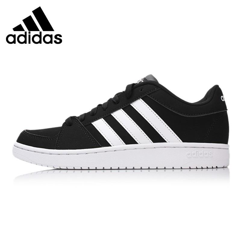 Original New Arrival 2017 Adidas VS HOOPS Men's  Basketball Shoes Sneakers original li ning men professional basketball shoes