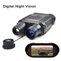 NV400B 7X31 850NM Infared Digital Night Vision Binoculars 2.0 inch Display Hunting Night Vision Goggles Telescope