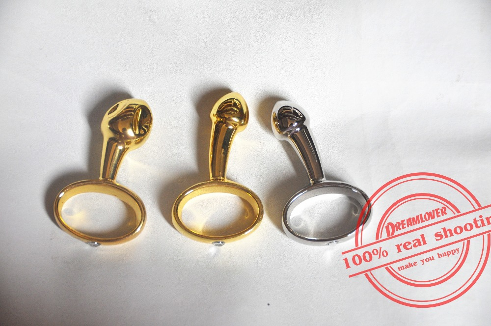 2 in 1 lot Free shipping stainless <font><b>steel</b></font> <font><b>anal</b></font> <font><b>toys</b></font> <font><b>metal</b></font> <font><b>butt</b></font> <font><b>plugs</b></font> <font><b>anal</b></font> bead anus <font><b>toys</b></font> <font><b>unisex</b></font> Adult <font><b>Toys</b></font> with monster beads