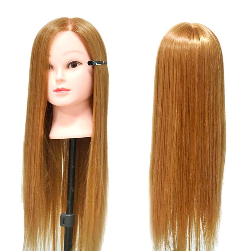 New Fashion Hair Training Practice Top Model Doll Beauty & Clip Styling Accessory Levert Dropship D704