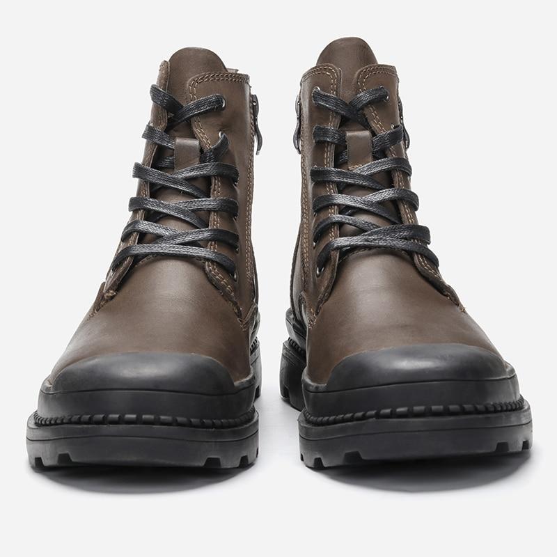 Chaussures Main Rétro Black 38 En Cx9550 2018 brown Bottes Vache Cuir Hommes 47 ~ Naturel S4SwqPzngB