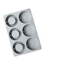 Aromatherapy wax sheet mould solid aromatherapy gypsum candle moulds