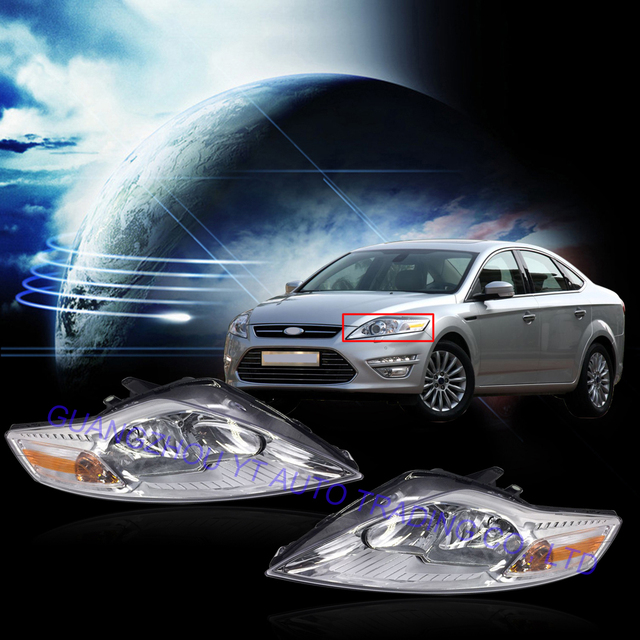 2009 ford fusion headlamp replacement