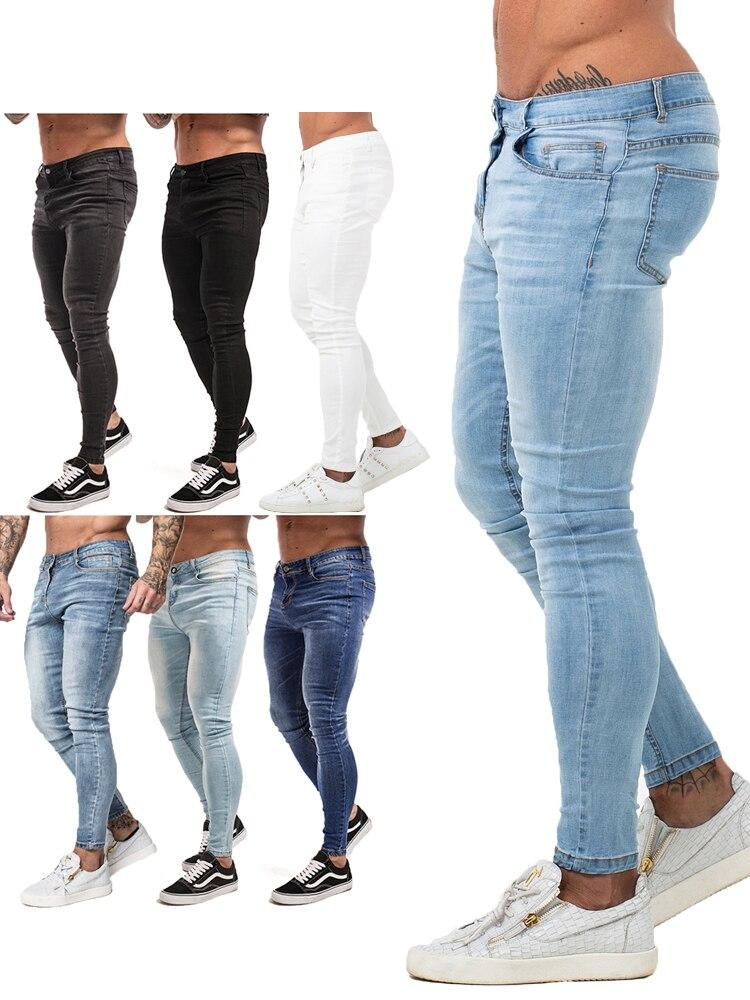 Next Uk10 L32 Xl Long Ankle Jeans Stretch Jeggings Slim Skinny Denim Pink