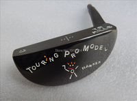 TP MILLS HAWKER TOURING PRO MODEL with CNC milled golf putter head dark black colour