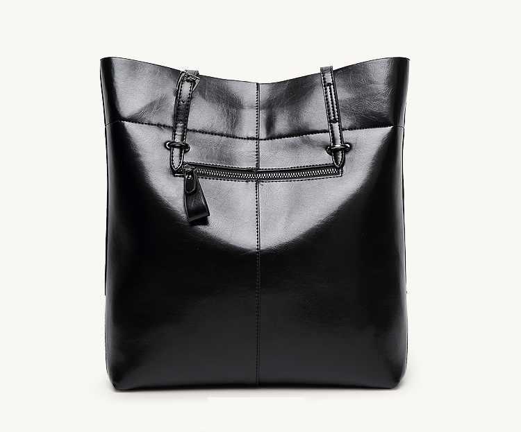 Kulit Asli Tas untuk Wanita Fashion Wanita Tas Wanita Bahu Kasual Wanita Messenger Bags Bolsa Feminina Panas N418