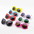 new Hello Kitty Collection design Children Sunglasses Boys/Girls Gafas Oculos Cartoon Goggle child Sunglasses