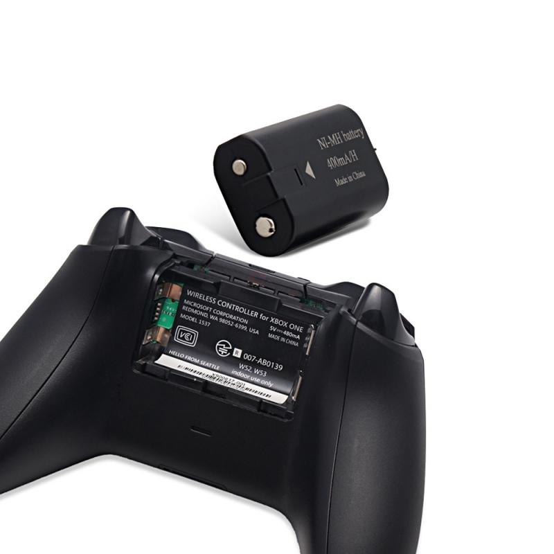 Charge cable Kit Wireless Controller Play Battery Pack Charge Rechargeable Battery Pack For XBOX ONE in Batteries from Consumer Electronics