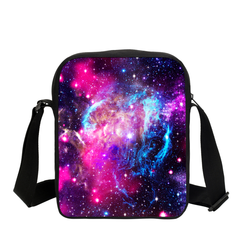 2019 New Arrival Universe Space Galaxy Shoulder Bag For Teenage Girls Earth  Star Print Cross Body Bag Casual Men s Crossbody Bag-in Crossbody Bags from  ... d6eea4a64e3c5