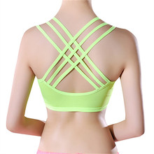 Women Sexy Bandage Cross Underwear Femme Wrap Chest Fluorescence Color Tube Short Crop Top Strapless Camisole