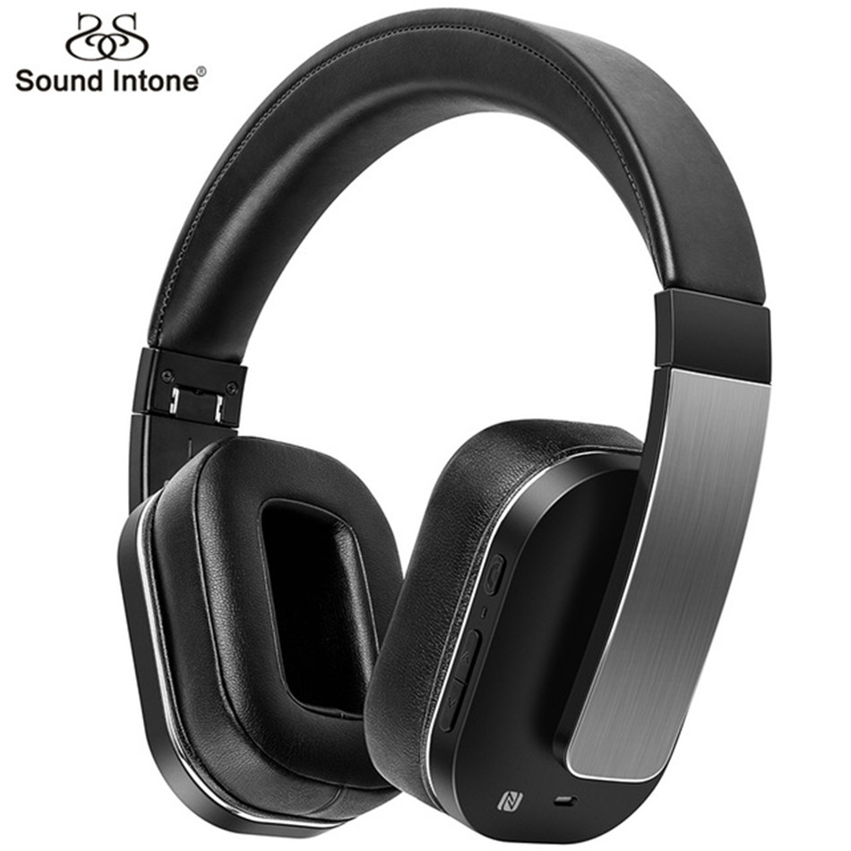 цена на Picun F9 Wireless Bluetooth Headphones headsets With MIC NFC Connection For Xiaomi PC Phone MP3 Auriculares fone de ouvido