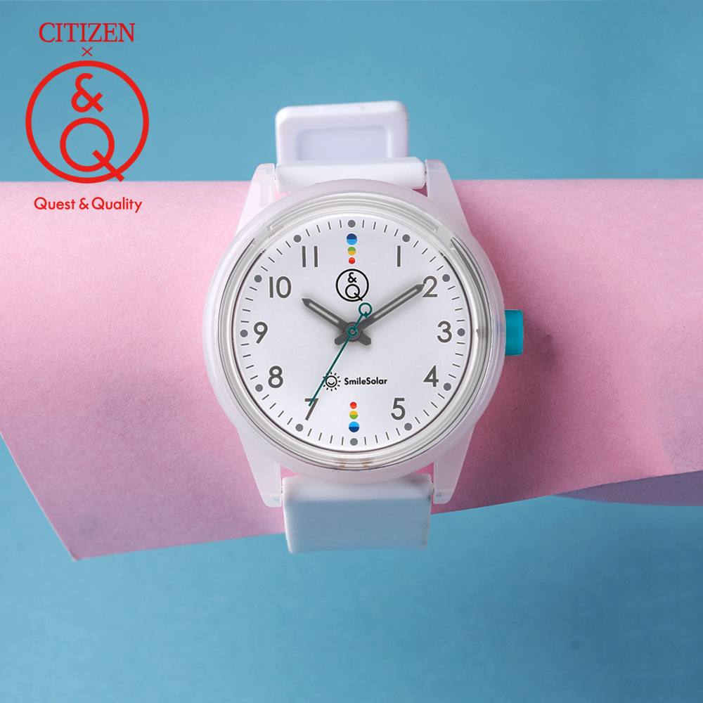 Citizen Q Q watch women ladies Gift Clock Top Luxury Brand Waterproof Sport Quartz solar women