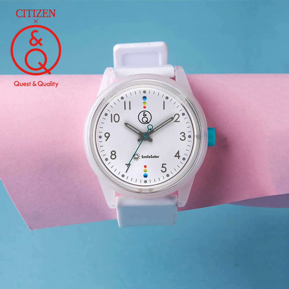 אזרח Q & Q לצפות נשים גבירותיי מתנת שעון למעלה מותג יוקרה עמיד למים ספורט קוורץ שמש נשים שעונים שעונים ניטראליים relogio