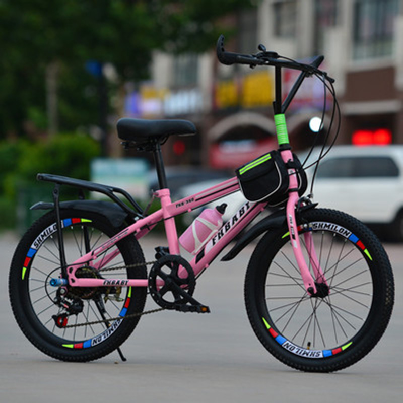 Children Mountain Bike 20 Inches Primary And Secondary School Students Variable Speed Mountain Bike 22 Variable Speed Bicycle