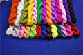 DIY Cords (10pcs 28meters/pcs) 26 color 1mm Macrame Cord Beading String Chinlon Nylon Taiwan Cord Polyamide Yarn Knit DS206
