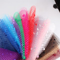 More color mix dot birdcage  veil 45CM Width Russian veiling DIY Hair accessories millinery veils bridal netting LDV1