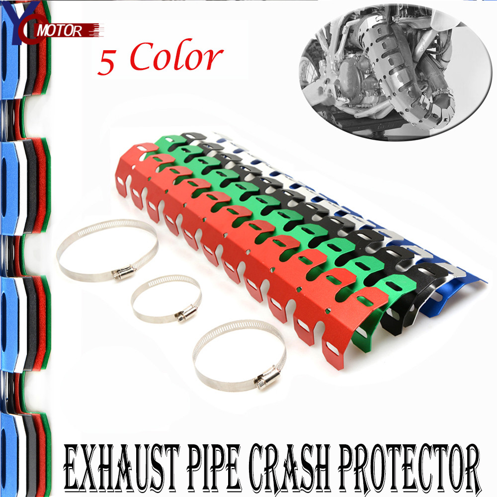 Motorcycle Accessories & Parts Independent For Ktm Sx/xc 65 85 105 150 250 300 400 450 525 Exc Husaberg New Motorcycle Exhaust Muffler Pipe Leg Protector Heat Shield Cover