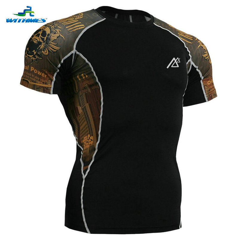 C2s b27 cheap breathable short men 39 s compression boys for Boys soccer t shirts