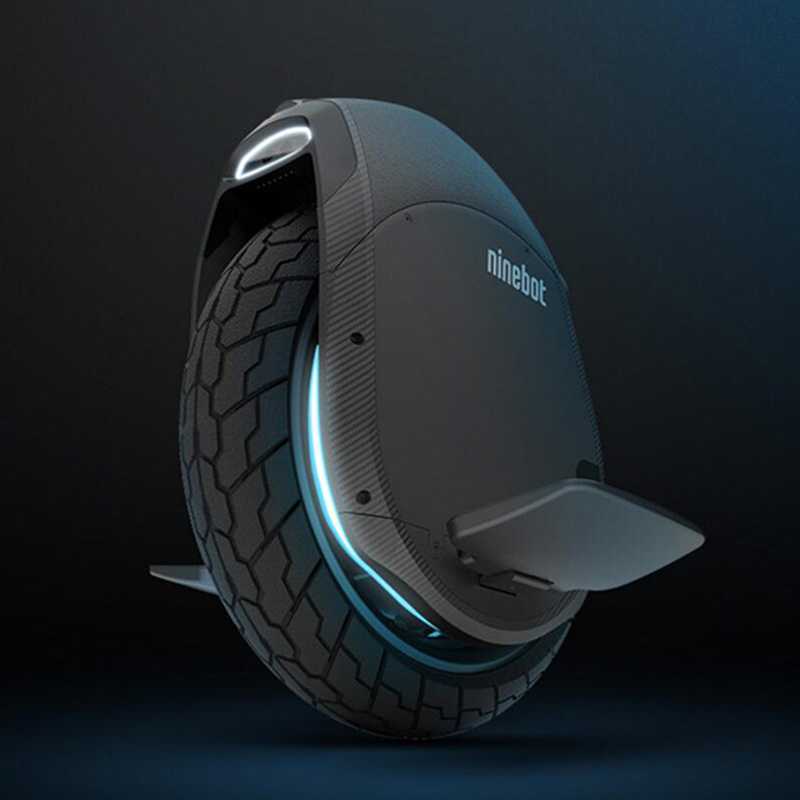 NINEBOT ONE Z10 Foldable Electric Unicycle Wide Wheel Aluminum Alloy Frame 1800W Motor 45km/H Maximum Speed Bluetooth Smart APP