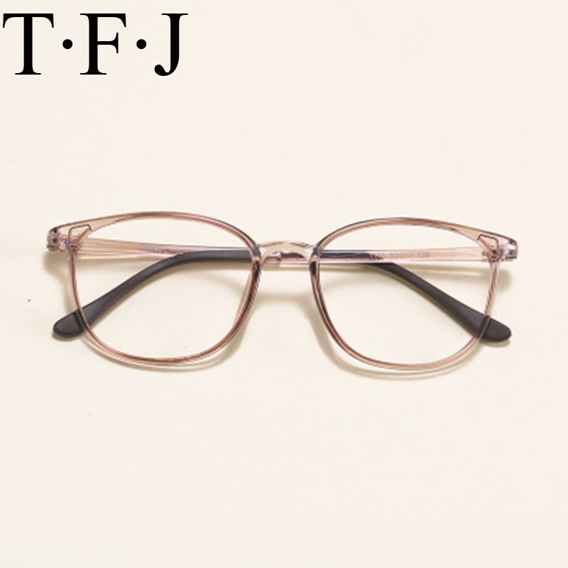 53a8c5e66b Detail Feedback Questions about Retro Eyeglass Frames Women Men Big  Eyeglasses Computer Glasses Myopia Tr90 Transparent Glasses Prescription  Optical Lens ...