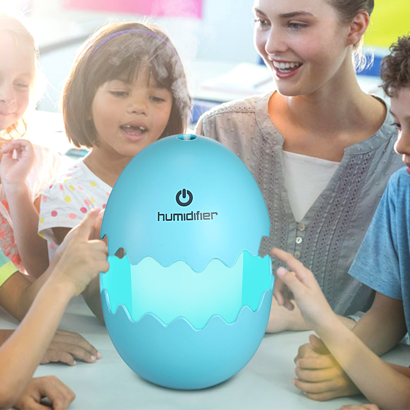 Home Aroma Essential Oil Diffuser Ultrasonic Air Humidifier Egg Mini Portable Mist Maker Fogger Aromatherapy Humidifier mini music changing color ultrasonic air humidifier essential oil aroma diffuser aromatherapy home office mist maker fogger