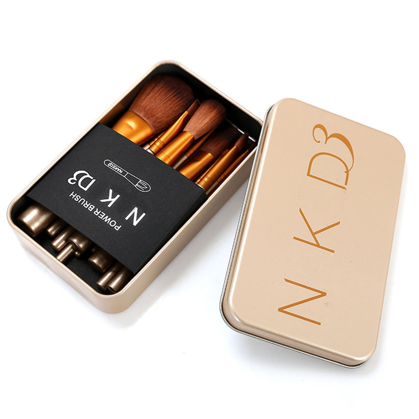 12 unids/set NAKED3 Potencia cepillo pinceles de maquillaje URBAN nake 3 Professional, usado segunda mano  Se entrega en toda España