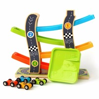 Toy Roller Coaster Track Toys Car Rail Car Toy For Children Racing Track Car For Kids