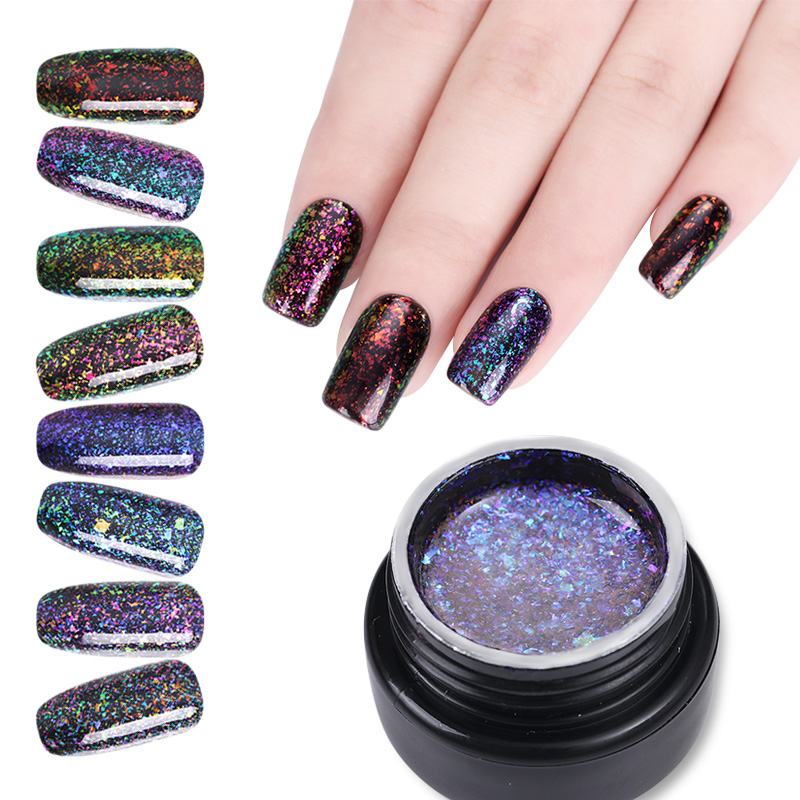 Gelaxy Gel Nail Polish: Aliexpress.com : Buy UR SUGAR 5ml Soak Off UV Galaxy