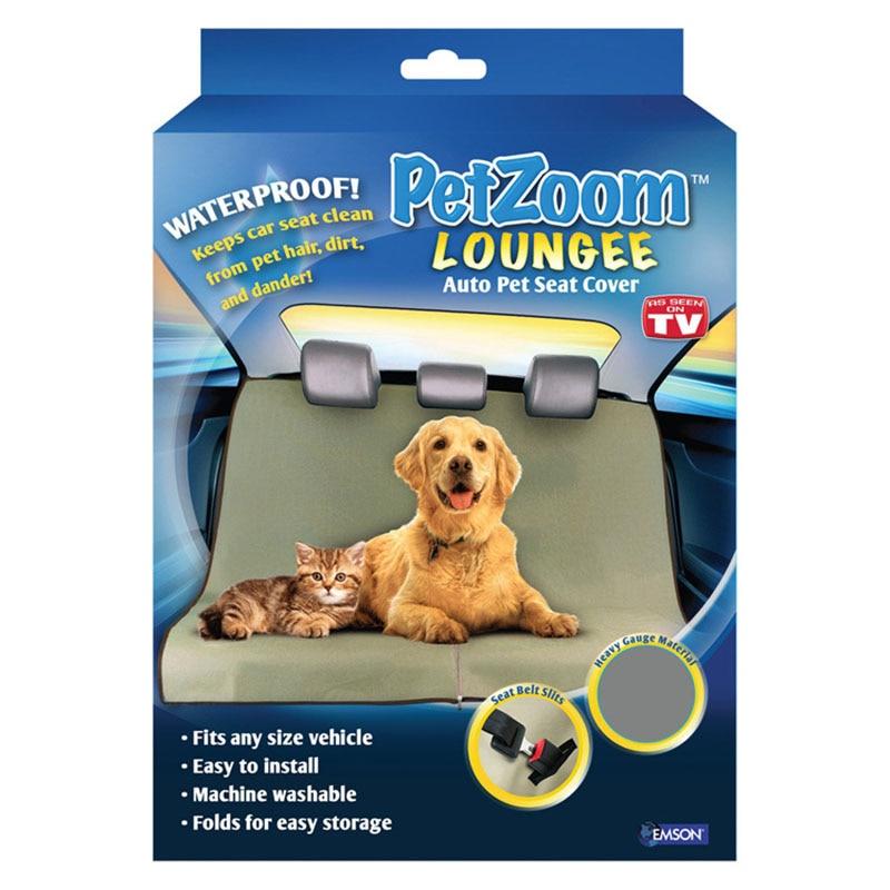 Produkte TV Petzoom Loungee Me madhësi të madhe Petër arkë të sigurtë vendesh karrige Udhëtimi Rezistencë për shtretër ndaj kafshimeve të kafshëve shtëpiake dhe hapësirë të madhe të poshtër