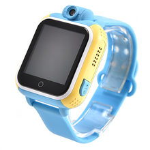 Hot Smart Watch Kids Wristwatch Camera Q730 Support 3G WCDMA 2G GSM GPRS GPS Locator Tracker Anti-Lost Smartwatch For Baby Child