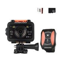 SOOCOO S70 2 К Action Sports Камеры NTK96660 170 Градусов Объектив с Беспроводной Пульт Дистанционного Управления 30 М Водонепроницаемый (добавить 1 * Батареи 1*32 Г Карты)