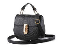 2017 New Brand Ladies Bag Flap Bag Alligator Solid Crossbody Girls Handbag Europe Style Small Single