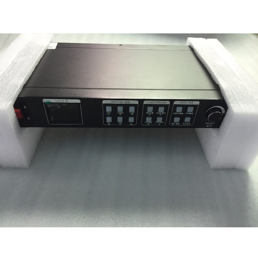 LED video wall controller NOVA and LINSN Sending card+KYSATR KS600 LED video processor scaler 1920*1200 Support DVI VGA HDMILED video wall controller NOVA and LINSN Sending card+KYSATR KS600 LED video processor scaler 1920*1200 Support DVI VGA HDMI