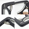 SLOZZ Plastic Guitar Capo for 6 String Acoustic Classic Electric Guitarra Tuning Clamp Musical Instrument Accessories 5