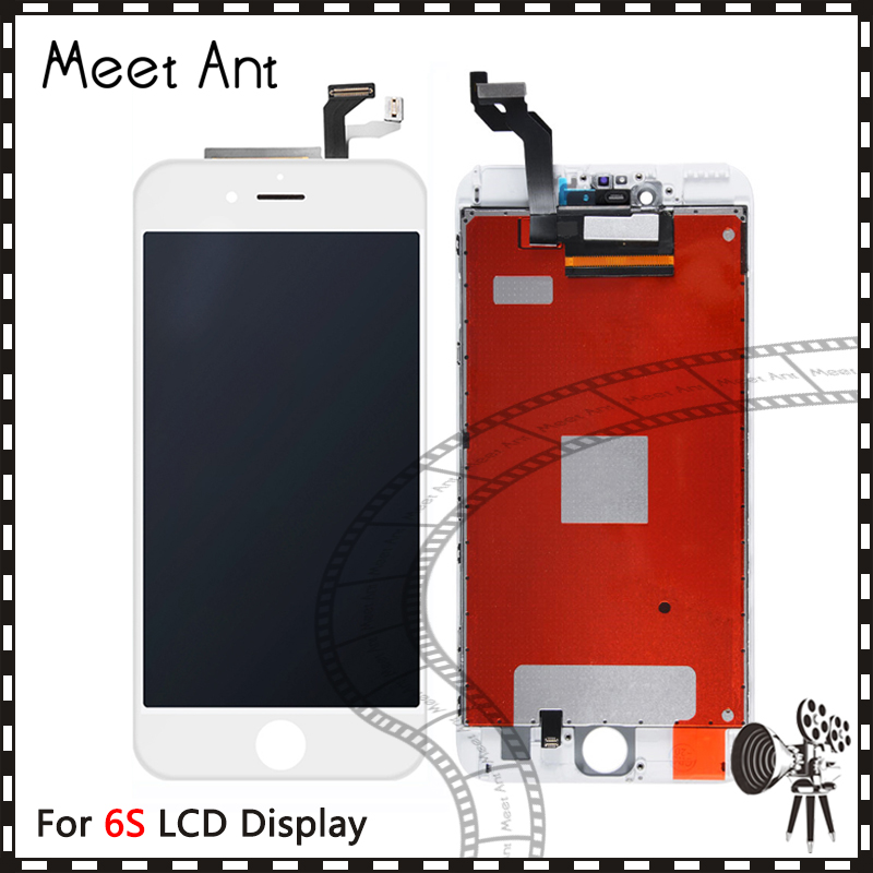 5Pcs/lot High Quality For iPhone 6S or 6S Plus 6SPlus LCD Display Screen With Touch Screen Digitizer Assembly DHL image