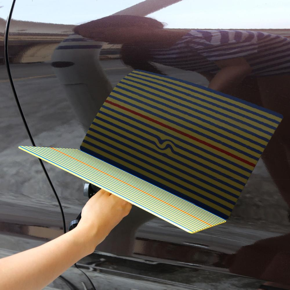 PDR tyče Háčkové nástroje Bezbarvý Dent Repair Car Dent Repair - Sady nástrojů - Fotografie 4