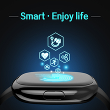 Smart Band Blood Pressure Heart Rate Monitor Smart Bracelet Pedometer Sleep Fitness Tracker цена