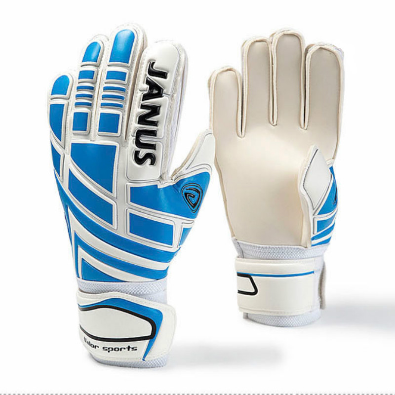 New Brand Professional Goalkeeper Gloves With Finger Protection Thickened Latex Soccer Goalie Gloves Football Goal keeper Gloves